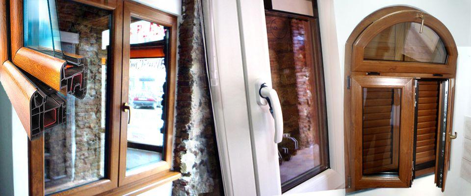 Plastové okná SKLOTERM